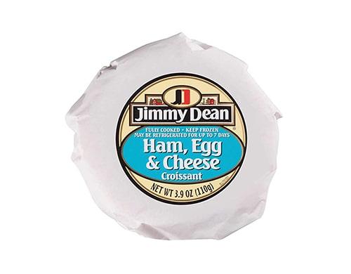 Jimmy Dean Ham, Egg & Cheese Croissant