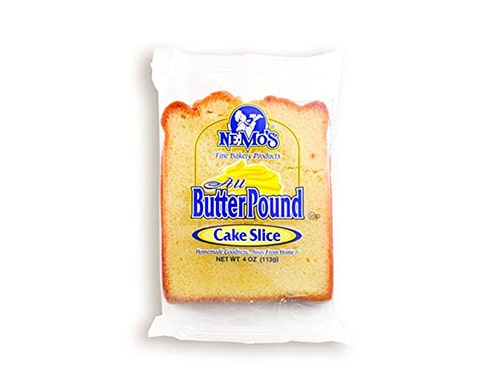 Ne-Mo's Butter Pound Cake