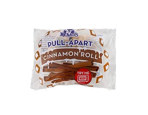 Ne-Mo's Iced Pull-Apart Cinnamon Roll
